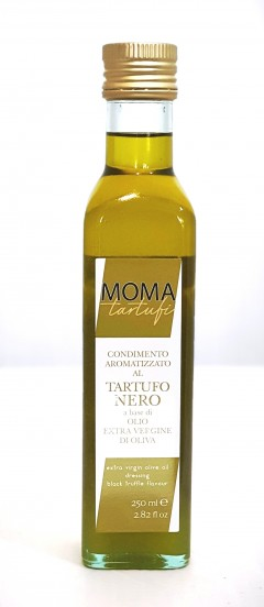 Extravirgin Olive Oil with Black Truffle 250 ml