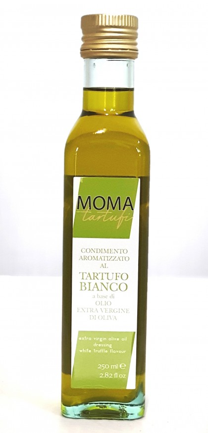 Extravirgin Olive Oil with White Truffle 250 ml