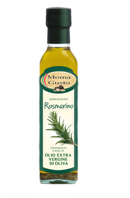 Extravirgin Olive Oil with Rosemary 250 ml