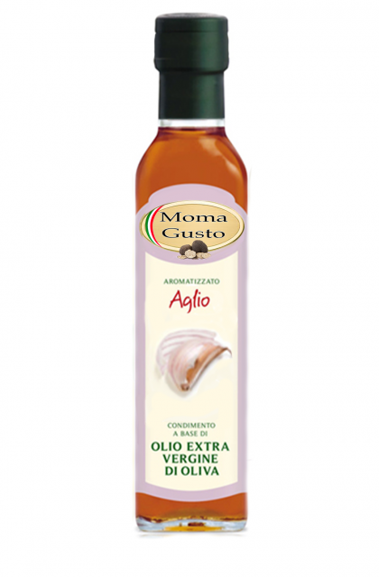 Extravirgin Olive Oil with Garlic 250 ml